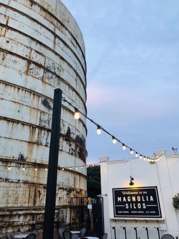 Magnolia Silos - Waco, Texas