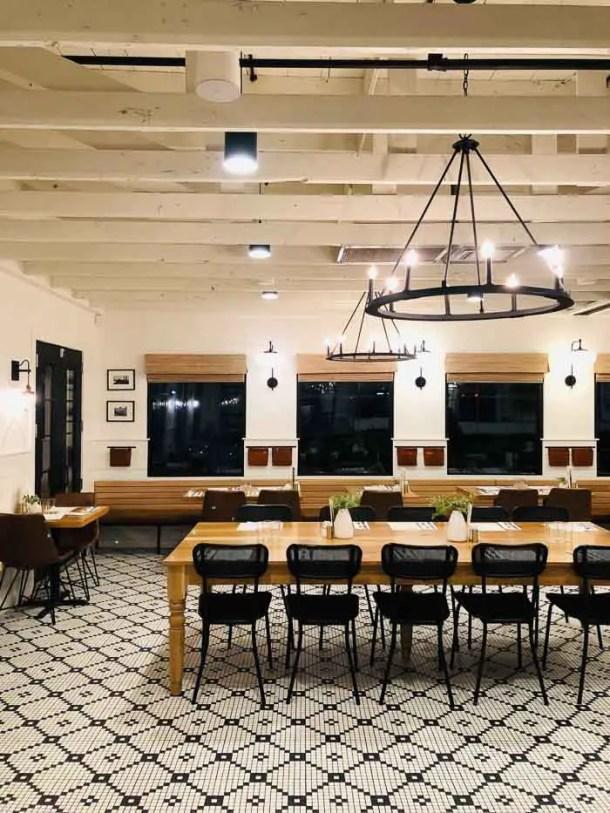 Restaurante Magnolia Table