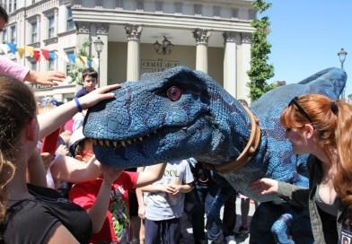 Jurassic War: la nuova attrazione di Cinecittà World inaugurata lo scorso weekend