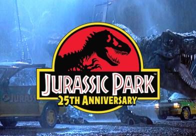 Jurassic Park 25°: dal 23 maggio l'intera saga disponibile anche in 4K