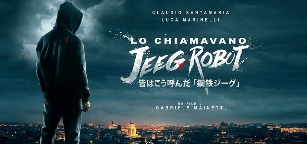LO CHIAMAVANO JEEG ROBOT SCARICA