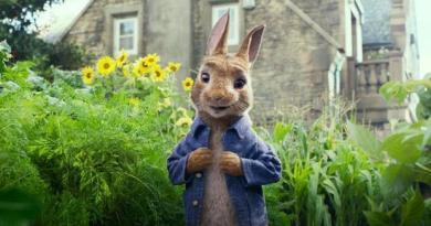 Peter Rabbit (2018): Recensione