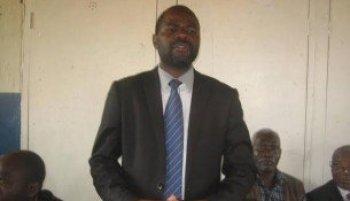 Leonard Njikho