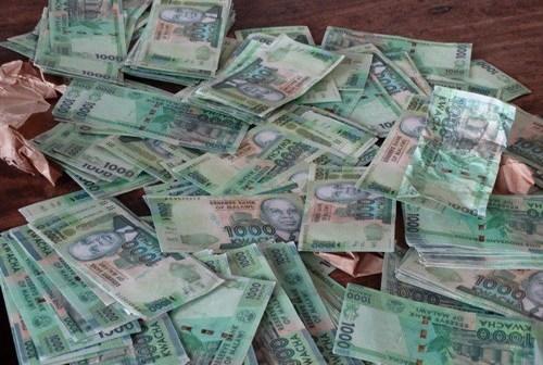 Malawi Bank notes