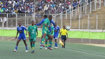 Nomads (in Blue) savaged a draw. (File)
