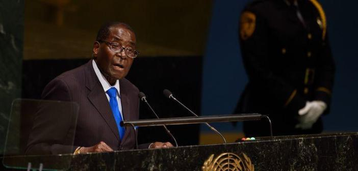 Robert Mugabe UN Speech