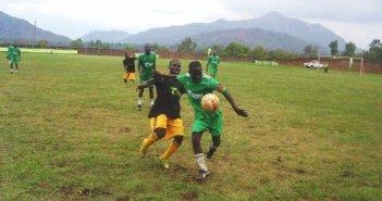 Zomba Community Centre ground sealed