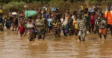 floods Malawi