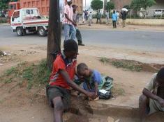 street kids Malawi