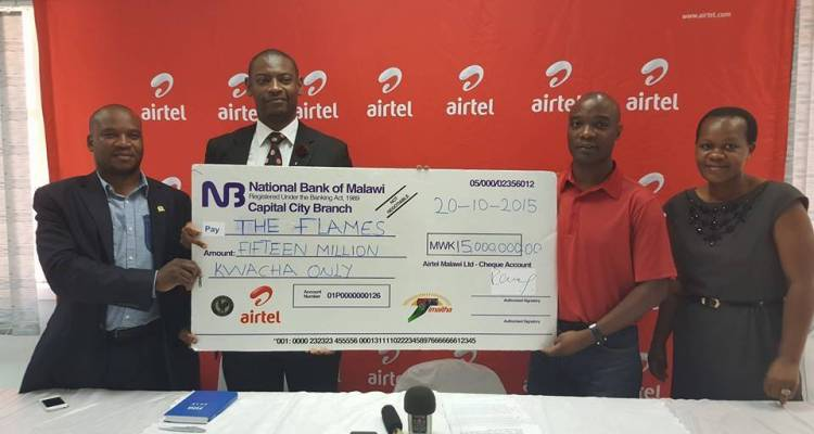 Airtel Donation