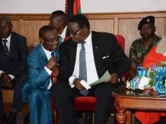 Ben Phiri & Peter Mutharika