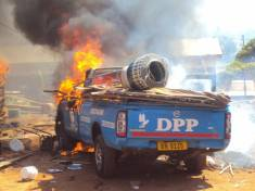 July 20 Malawi protests