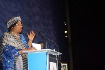 Joyce Banda .