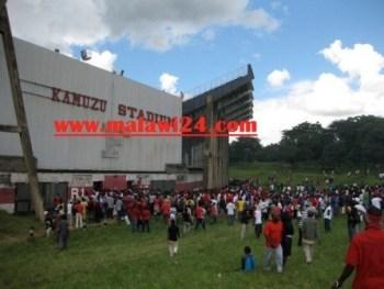 Kamuzu-Stadium