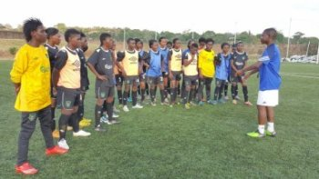 Malawi women football