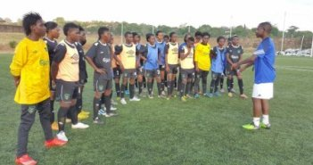 Malawi women football