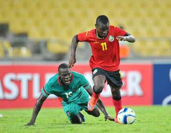 Flames host Guinea next week.