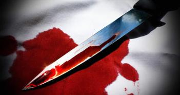 knife-blood