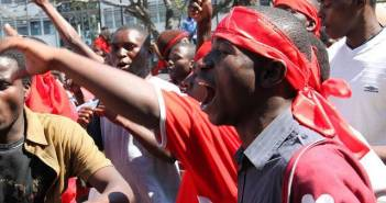 Malawi public protests