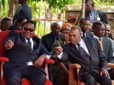 Bakili Muluzi & Peter Mutharika