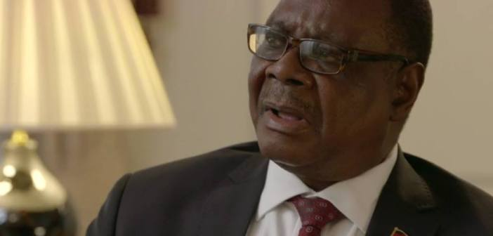 Peter Mutharika BBC Hard Talk