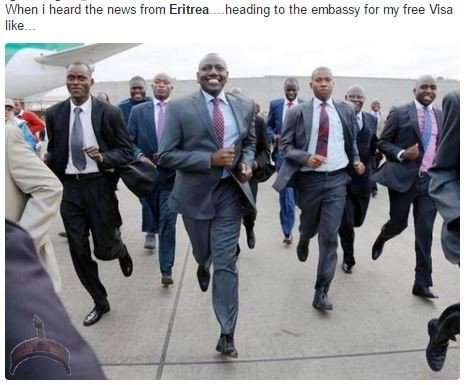 Eritrea meme