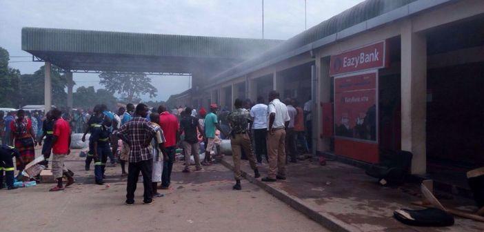 Songwe Boarder Fire