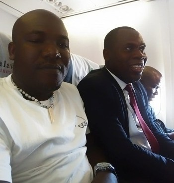 Timothy Mtambo and Gift Trapence