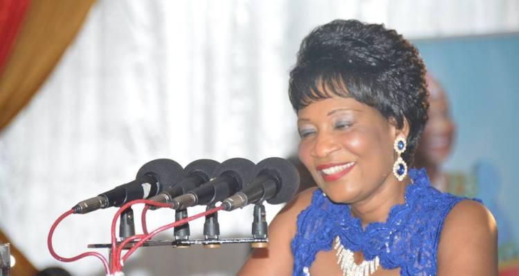 Gertrude Mutharika