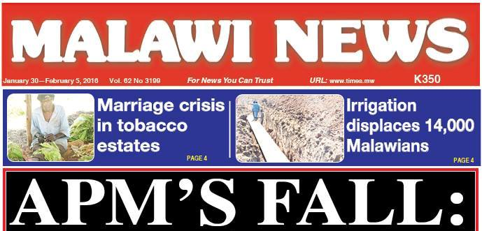 Malawi economic crisis deepens: 60 lose jobs at Daily Times