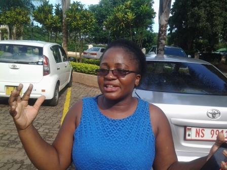 Louisa Kwapata