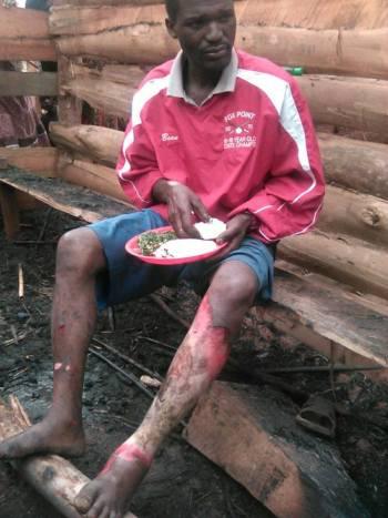 Aaron Ndabandaba