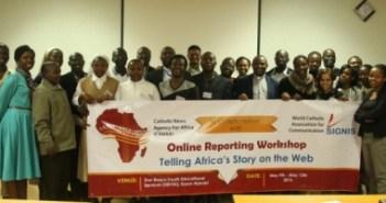 Catholic News Agency for Africa (CANAA)