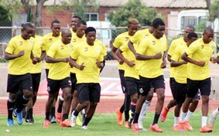 Zimbabwe national football team