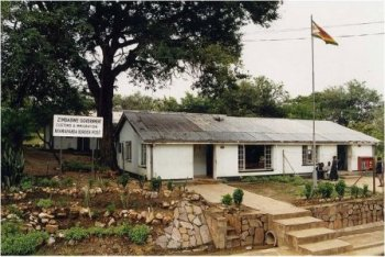 Nyamapanda border post