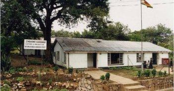 Nyamapanda border post
