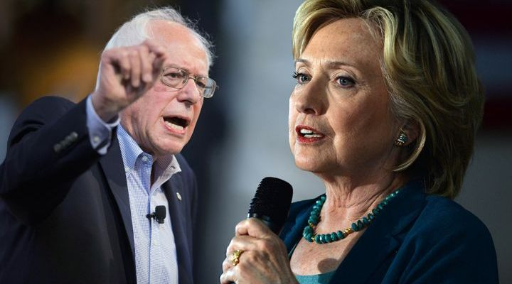 Clinton & Sanders Electoral Fraud