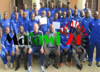 FIFA Physical Fitness participants