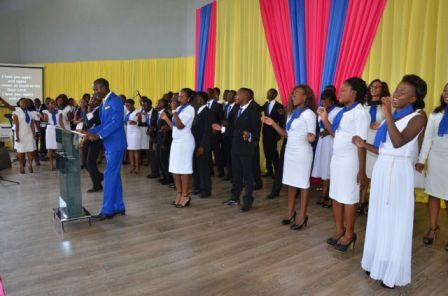 Pastor Mwasinga.