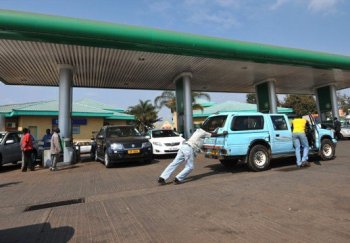 Malawi fuel prices up