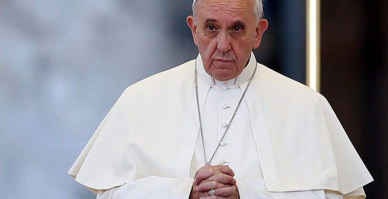 Pope Francis gay people