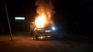 Kabwila's car
