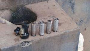 Malawi Police sets ablaze University Student (1)