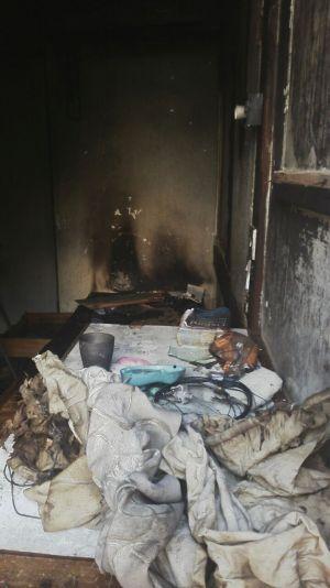Malawi Police sets ablaze University Student (4)