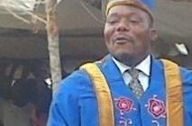 Senior Chief Lukwa of Kasungu
