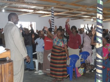 Apostle Dr. Kayala launches Ambassador's Service