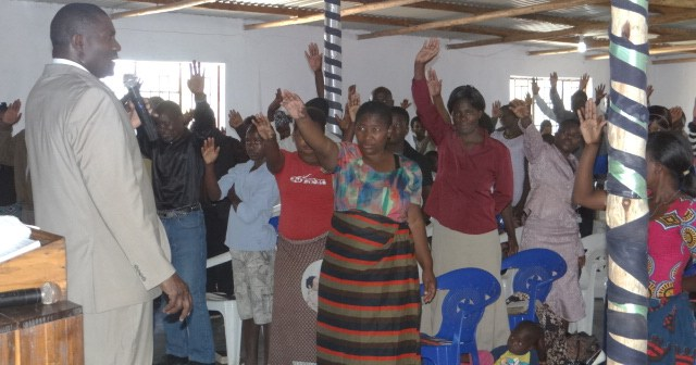 Apostle Dr. Kayala launches Ambassador's Service