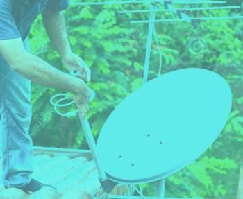 dish install