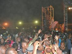 Busy Signal show