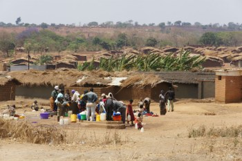 Dzaleka refugee camp